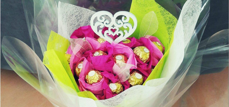 Bouquet Ferrero Rocher