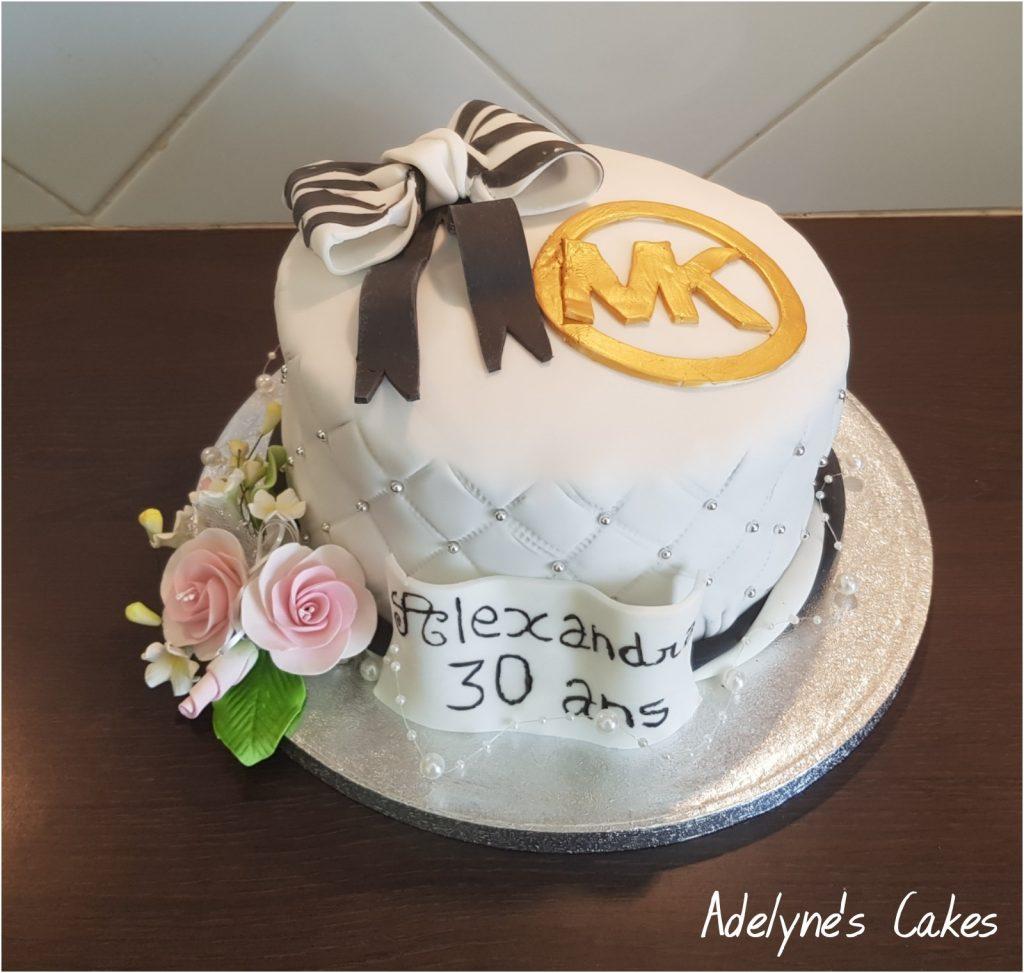 Gâteau Michael Kors