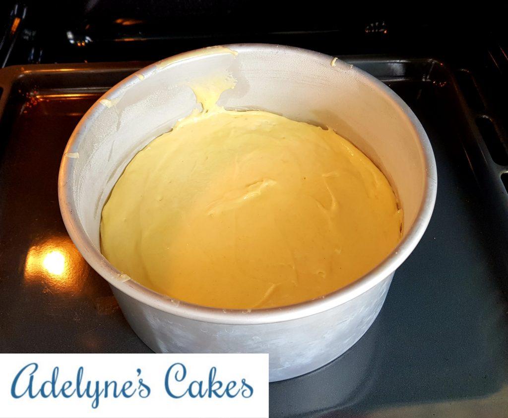génoise molly cake
